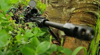 Senapan Penembak Runduk (SPR)