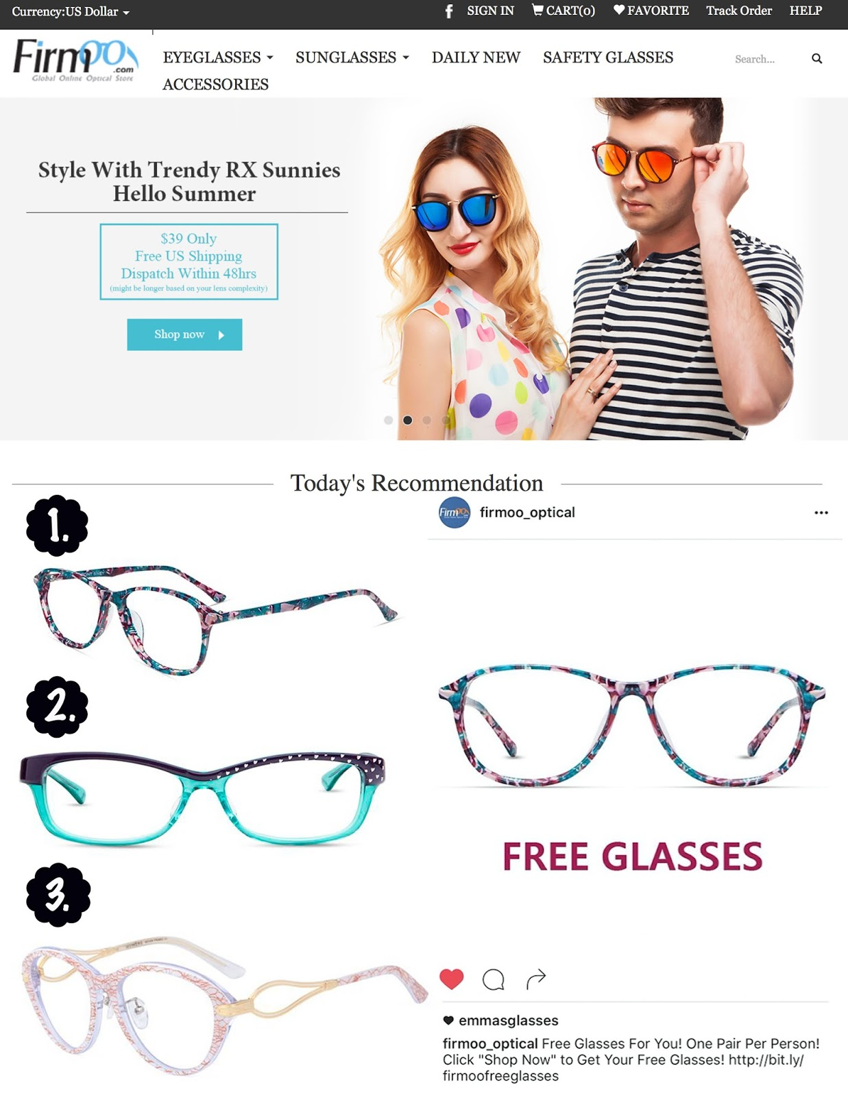 89d48d2eff behind the leopard glasses  My Top 5 Places to Buy Eyeglasses Online!