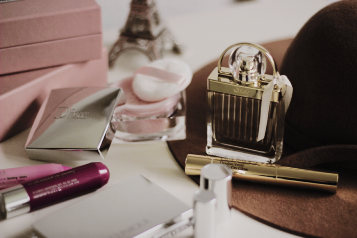 Fall 2014 beauty must haves Chloe Love Story perfume beauty blog