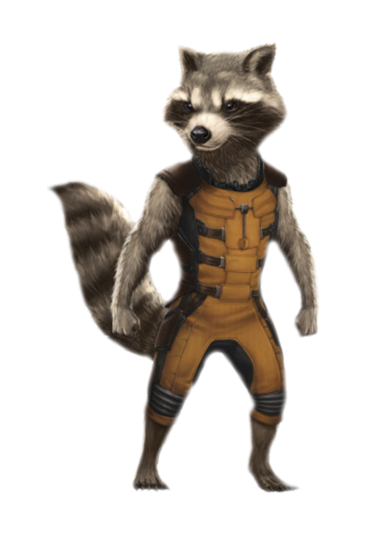 Star Lord And Rocket Raccoon By Timothygreenii On Deviantart: PNG Rocket (Guardians Of The Galaxy: Vol 2, Bradley Cooper