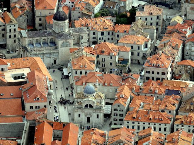 Luza Square Dubrovnik, Croatia
