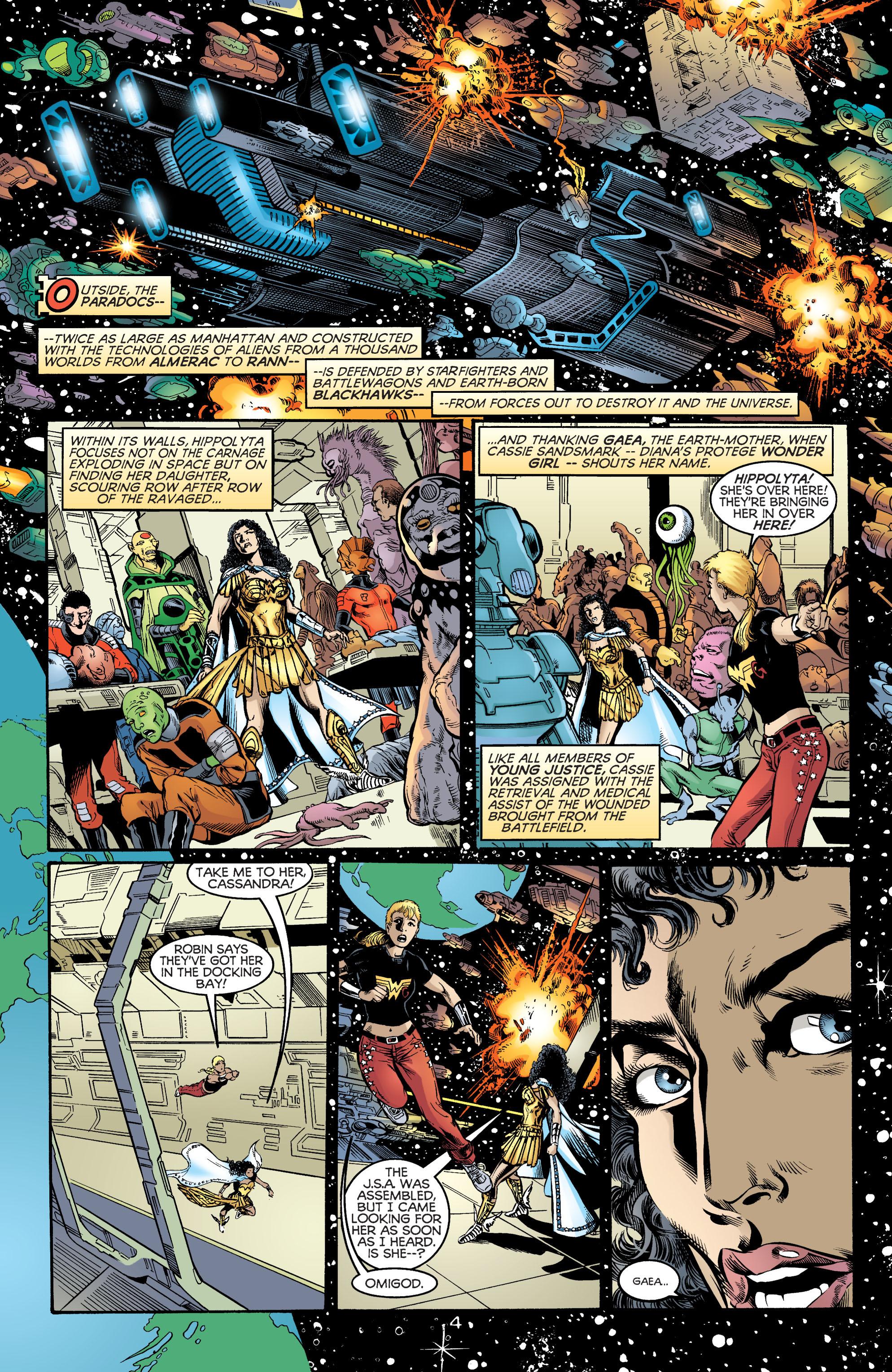 Read online Wonder Woman (1987) comic -  Issue #172 - 4