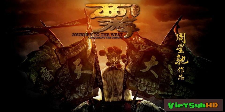 Phim Tây Du Ký: Mối Tình Ngoại Truyện VietSub HD | Journey To The West: Conquering The Demons 2013