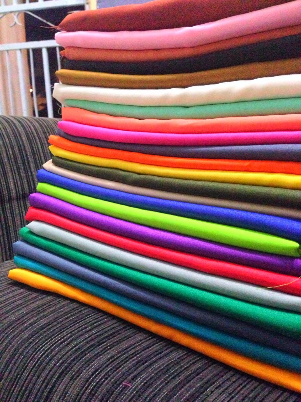 pilihan warna tudung u0026 pakaian gaya dan warna yang sesuai