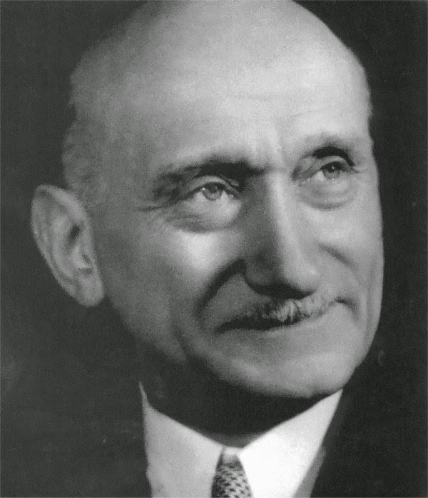 padre fundador de la Unión Europea