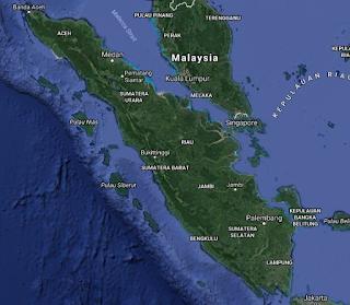 pulau sumatera pulau terbesar ketiga