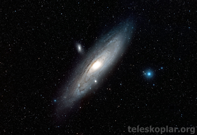 Andromeda fotoğrafları