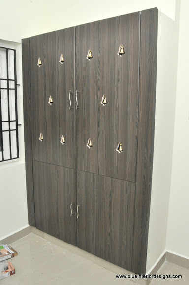 Interior Designs Chennai Pooja Cabinet Work Done In Ambattur Chennai