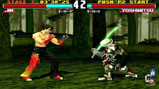 Tekken 3 screenshot 4