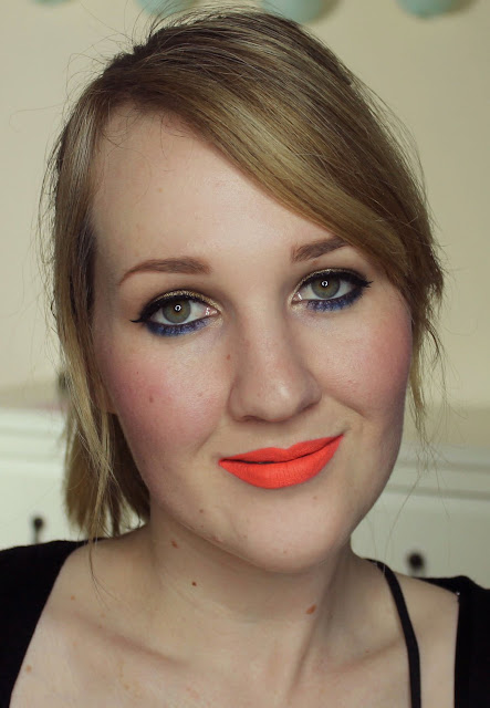 Australis Velour Lips - RIO-D Swatches & Review