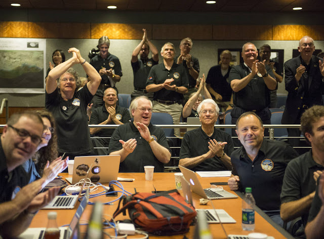 New Horizons Team NASA