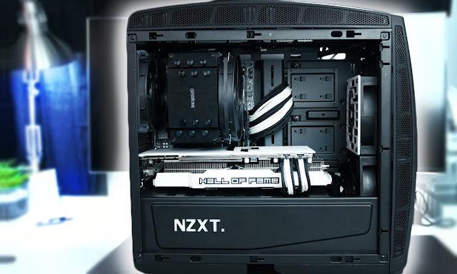 PC Build in NZXT Manta