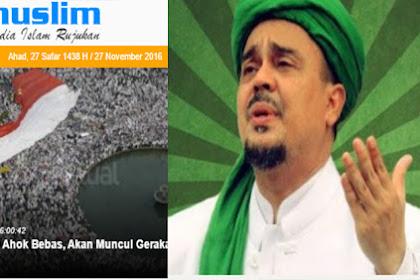 Eramuslim.com & Situs Resmi Habib Rizieq Diblokir Kominfo