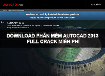 Download autocad 2013 with crack