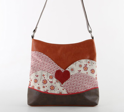 Annabelle From B Sirius Designs Crafty Cool Bags Clutches Backpacks Purses Luggage Tags And Ipad Covers In Her Melbourne Studio