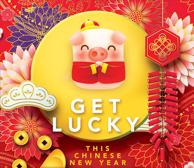 6 ways to get lucky this Chinese New Year at SM Supermalls