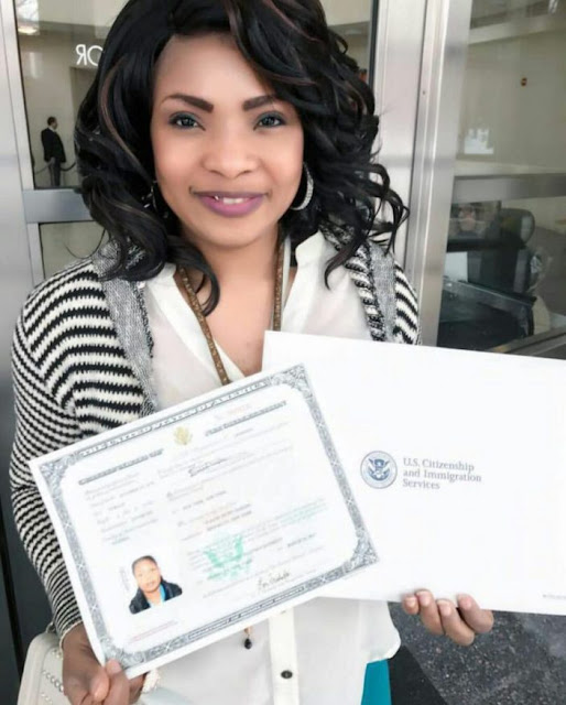 laide bakare becomes us citizen
