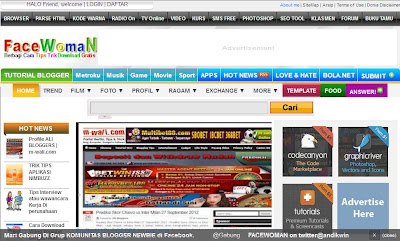 Download template blogger paling keren sepajang masa   free.