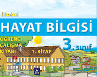 3. Sınıf Sevgi Yayınları Hayat Bilgisi Çalışma Kitabı Cevapları.