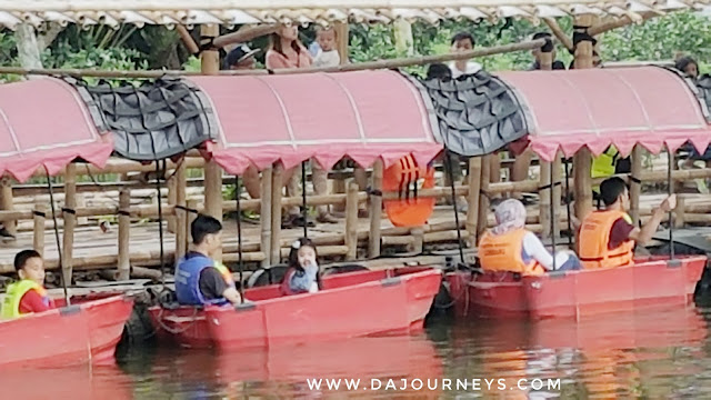 [Travel Destination] Kota Mini di Floating Market