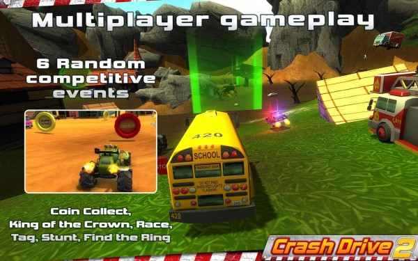 Crash Drive 2: Car Simulator Mod Apk For Android