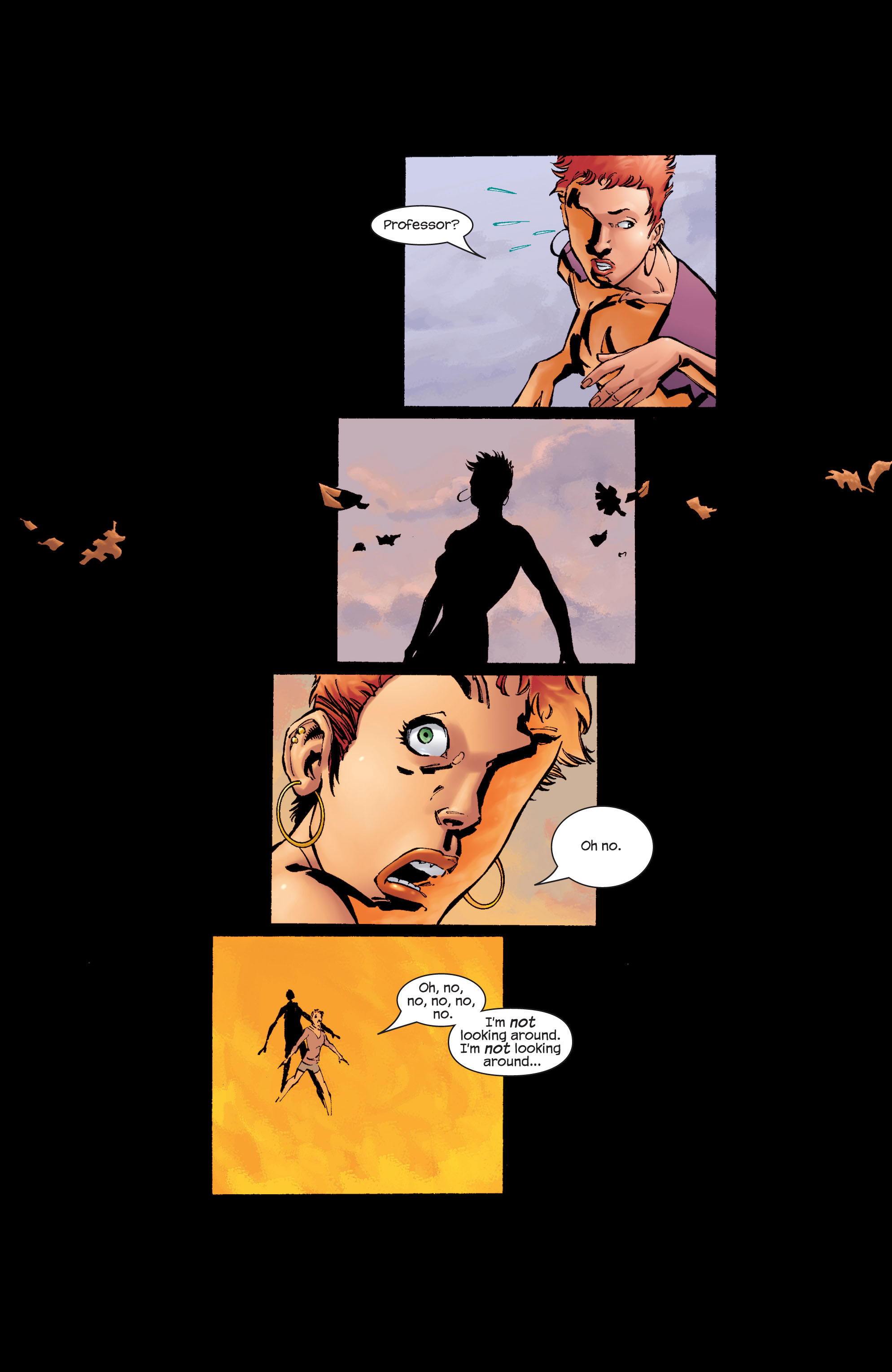 Read online Ultimate X-Men comic -  Issue #21 - 18
