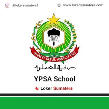 Lowongan Kerja Medan, Yayasan Pendidikan Shafiyyatul Amaliyyah Juli 2021