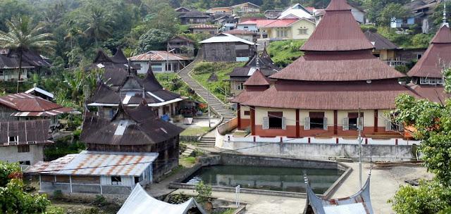 Ungkapan Nagari Di Sumatera Barat Dalam Kata Pusaka Minangkabau