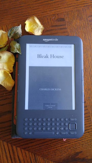 Kindle-Bleak House--Charles Dickens