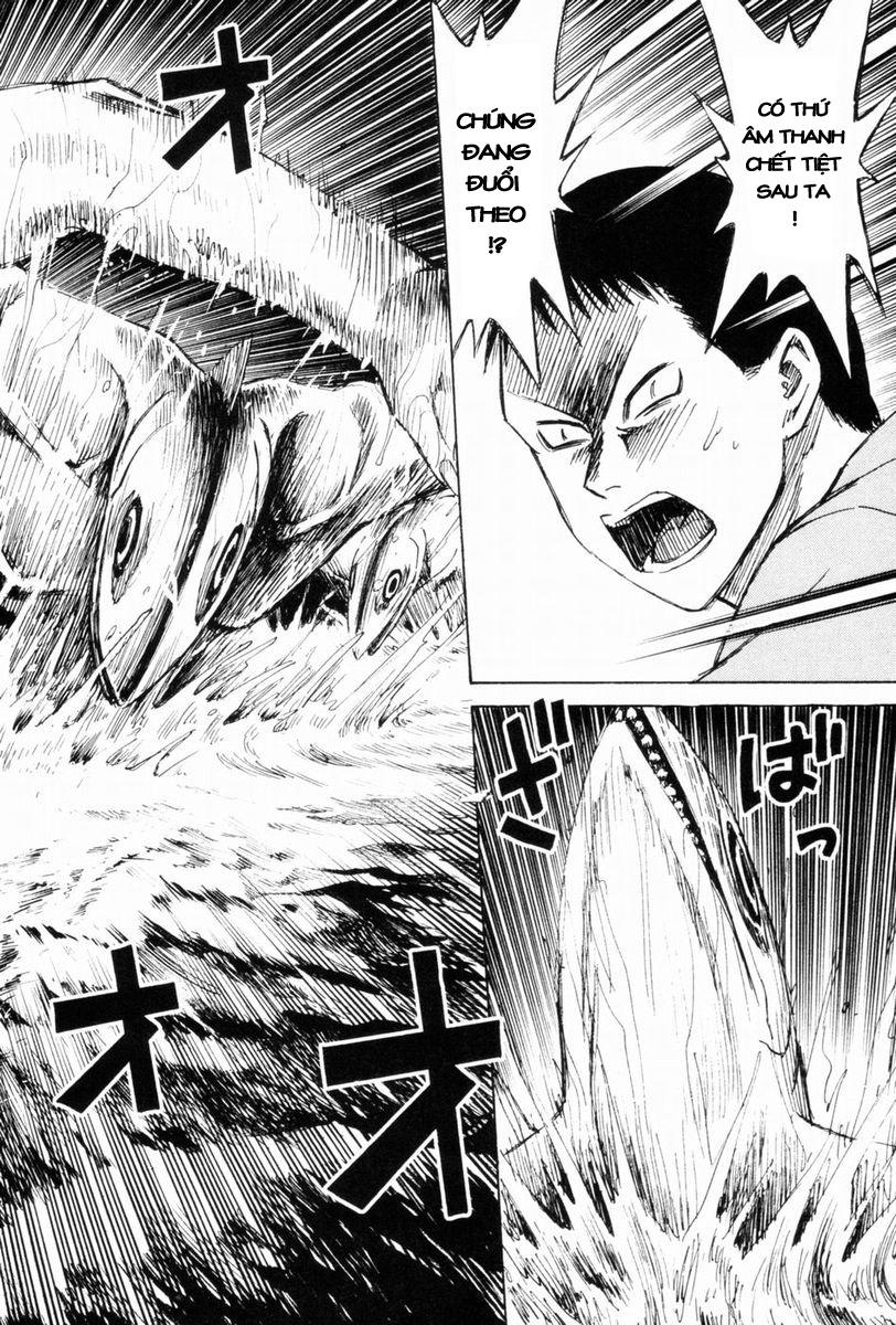 Higanjima chapter 50 trang 16
