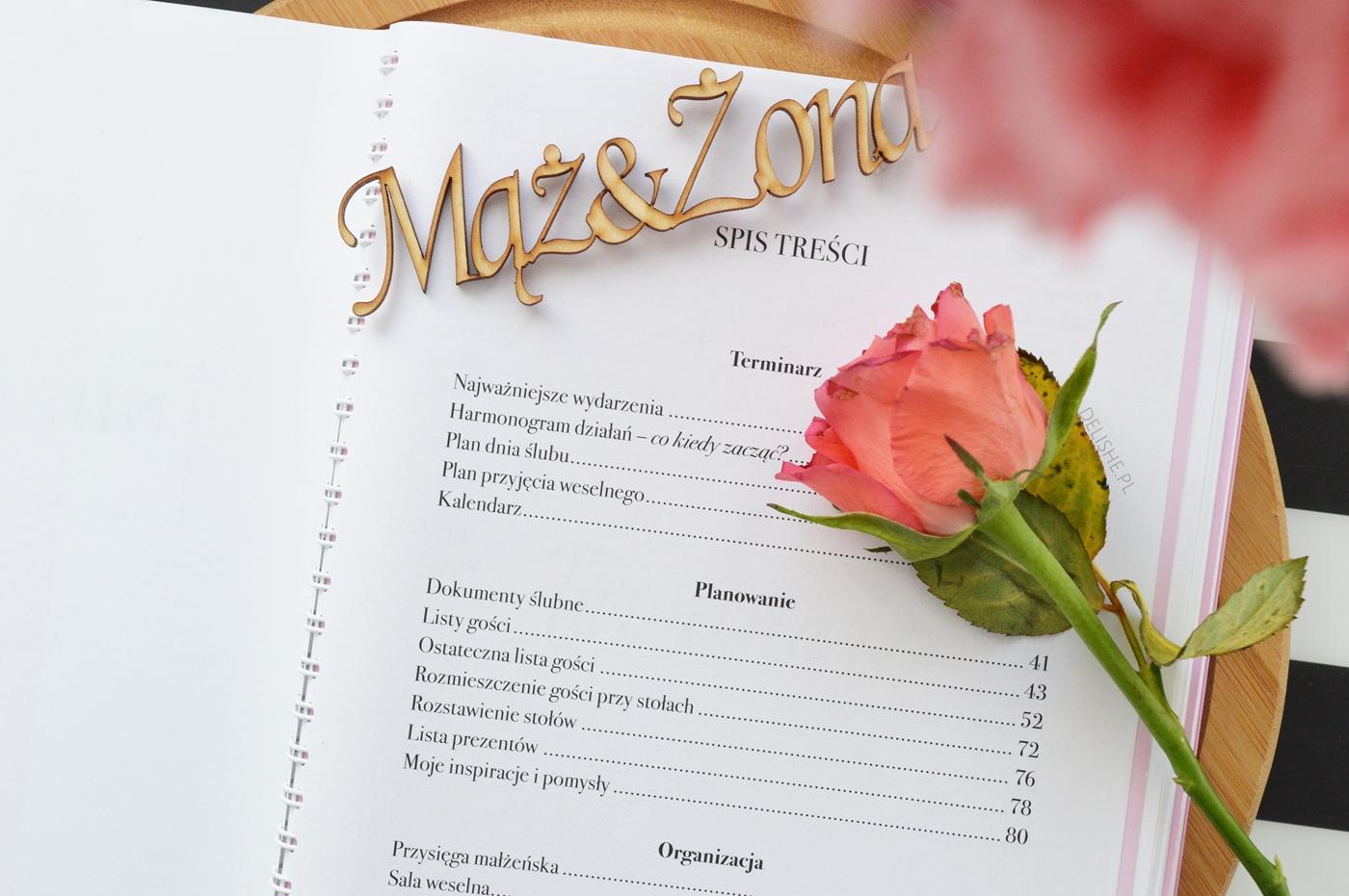 niezbędnik panny młodej organizer ślubny
