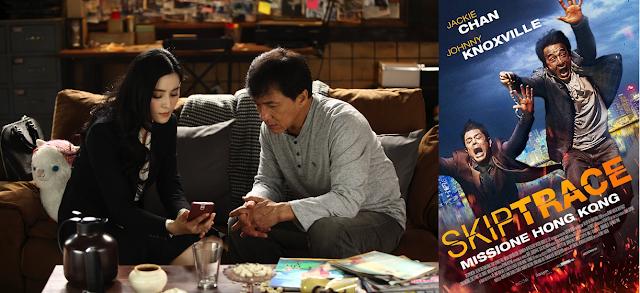 Jackie Chan Filmleri Toz Ol - Skiptrace - Kurgu Gücü