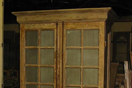Antique Doors Repurposed