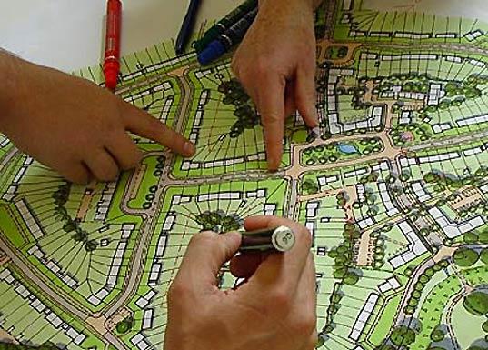 التخطيط الحضري