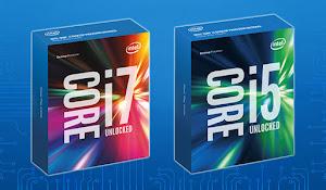 Intel'in 6.Nesil İ5 6600K ve İ7 6700K Skylike İşlemcileri
