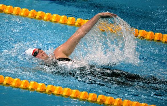 Backstroke Style