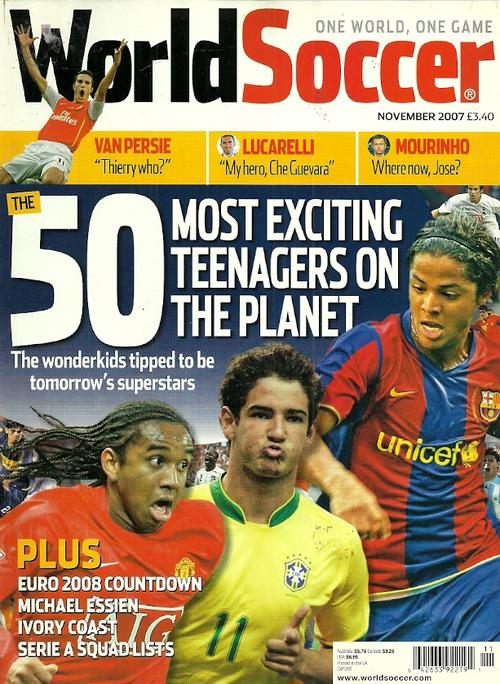 Dumitru Copil - World Soccer