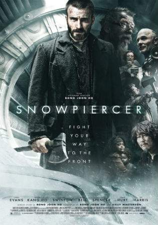Snowpiercer 2013 BRRip 400MB Hindi Dual Audio 480p Watch Online Full Movie Download bolly4u