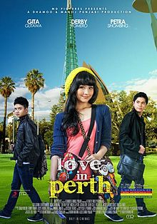 Sinopsis Film Love in Perth (2010)