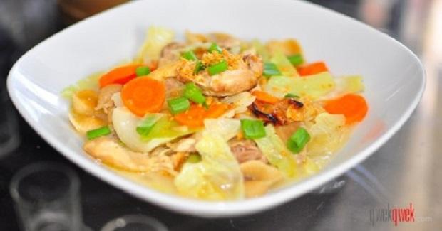 Chicken Sopas Recipe