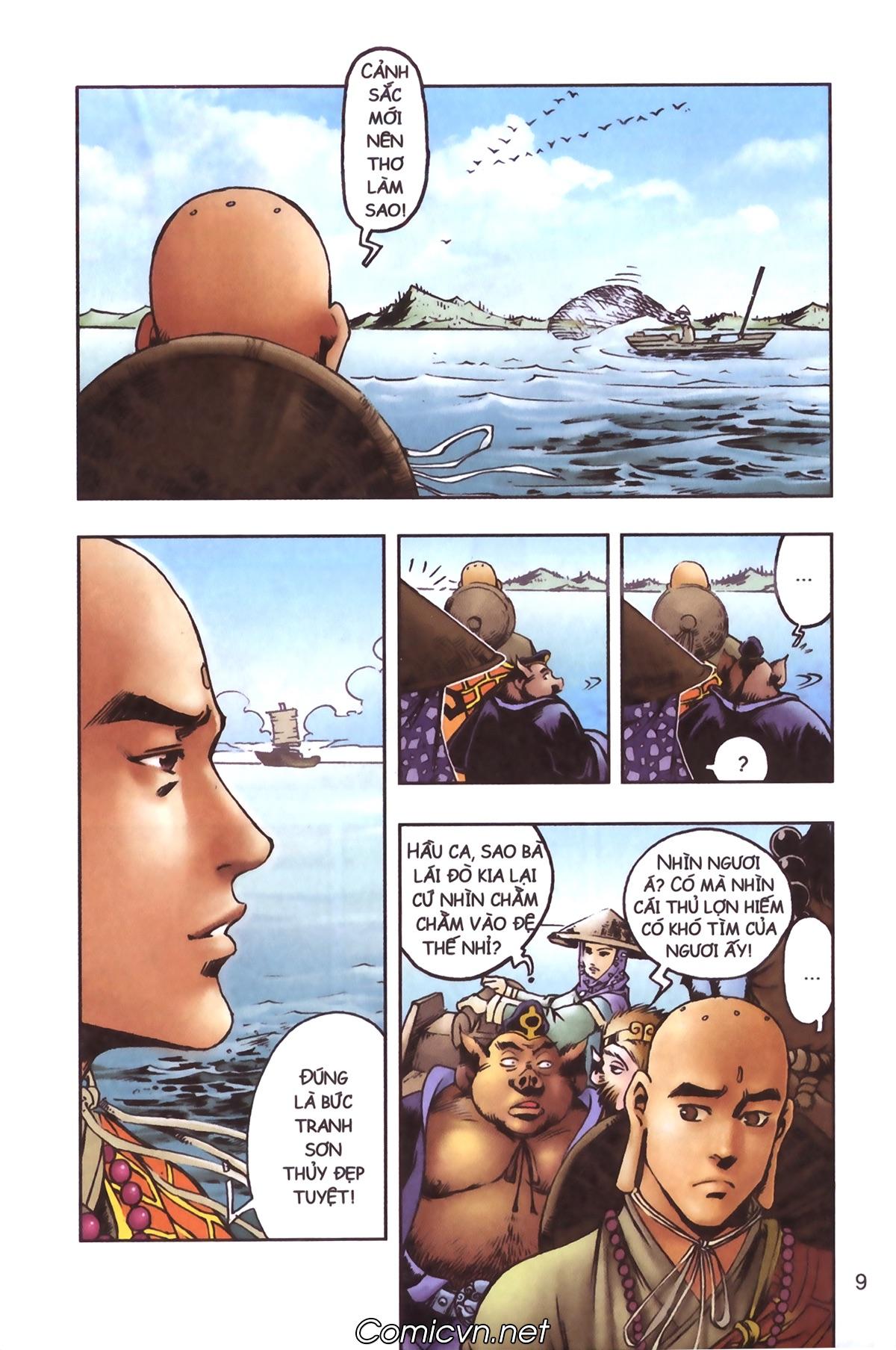 Tây Du Ký màu - Chapter 96 - Pic 7