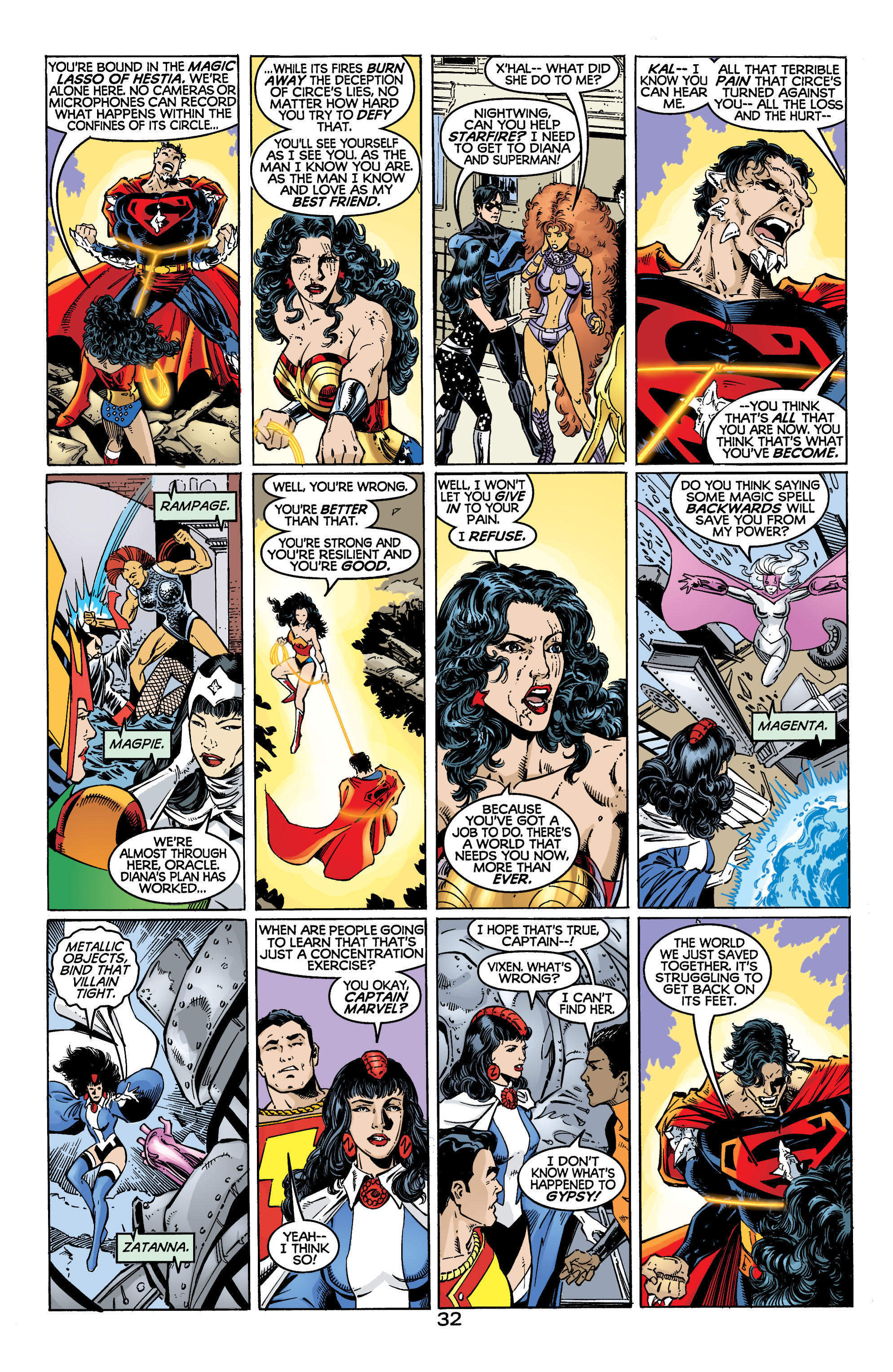 Read online Wonder Woman (1987) comic -  Issue #175 - 32