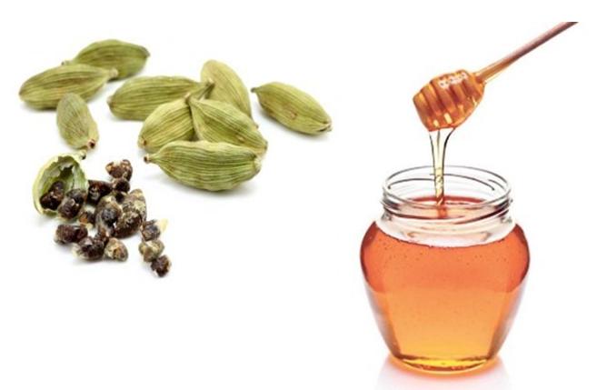 Image result for Honey + Cardamom for eyes