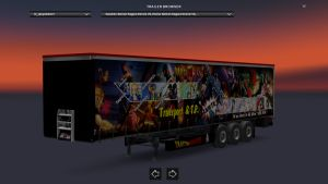 Krone Transports Yamete-R Trailer