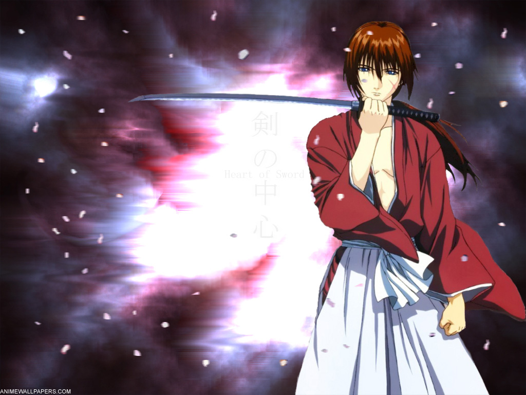 kenshin himura wallpaper - photo #25