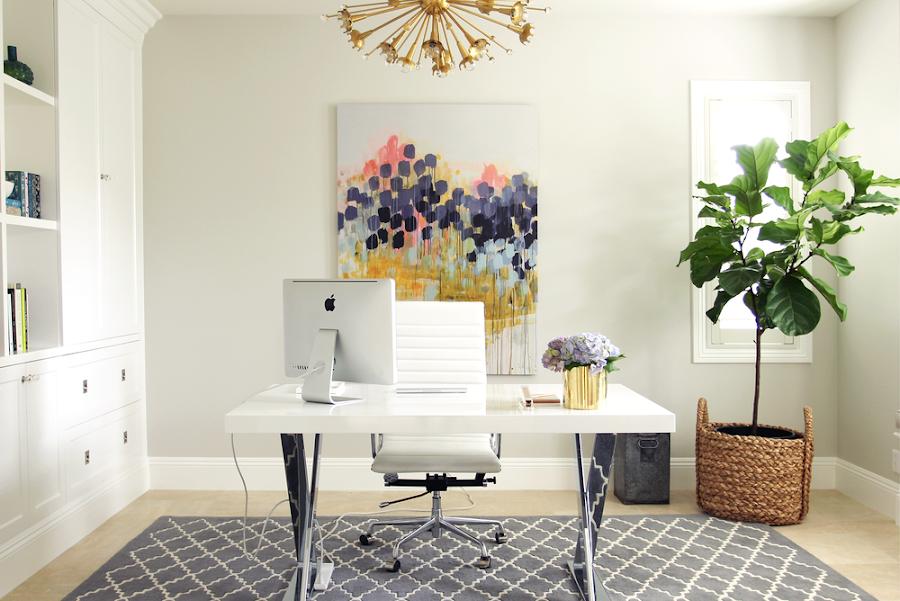 La oficina perfecta para trabajar desde casa