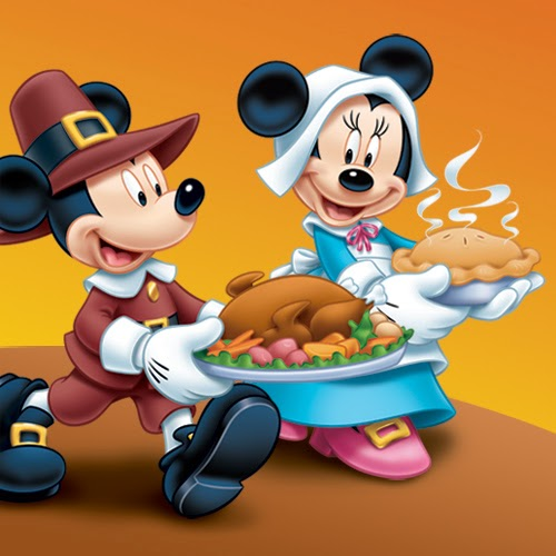 Thanksgiving at Disney with a Special Diet