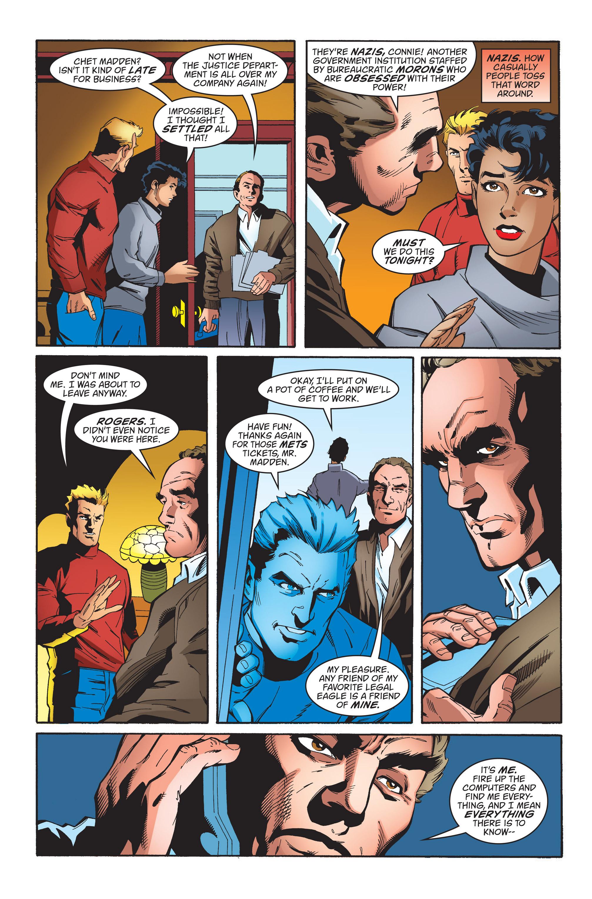 Captain America (1998) Issue #37 #44 - English 11