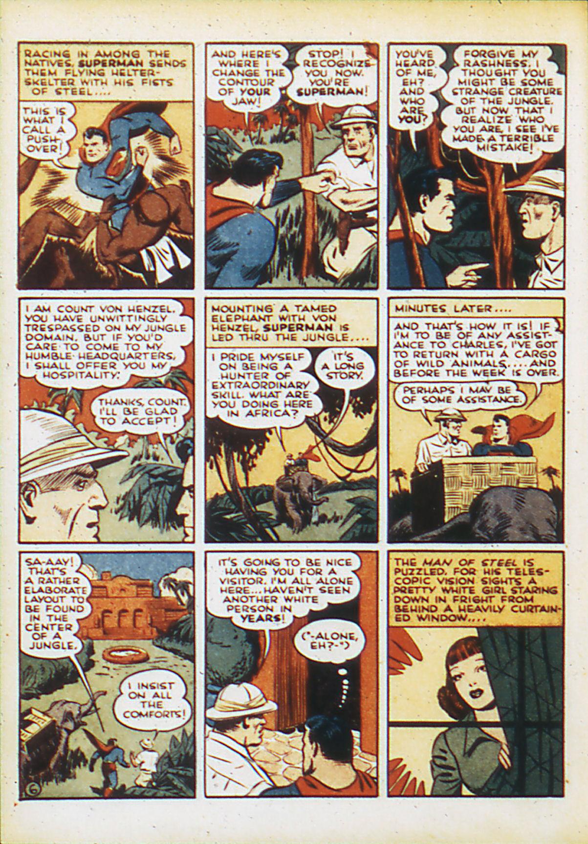 Action Comics (1938) 45 Page 8