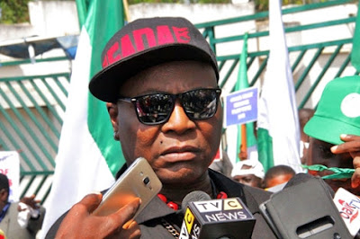 Charly Boy's Reaction To 2Face Cancelled Protest